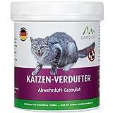 Gardigo Katzen Verdufter Granulat für Haus, Garten   Katzenabwehr, Katzenschreck Duftstoff   300g