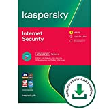Kaspersky Internet Security 2021 | 3 Geräte | 1 Jahr | Windows/Mac/Android | Aktivierungscode per Email