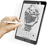 ELTD Paper-Feel Matte Schutzfolie für iPad 8/7,Weich Matt Displayschutzfolie für iPad 10,2 Zoll 2020/2019 [Unterstützt Pencil] (Nicht Glas),3 Stück