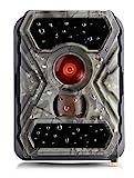 SECACAM HV Wildkamera Weitwinkel Nachtsicht Bewegungsmelder Full HD 1080P Jagdkamera Haussicherheitsüberwachung
