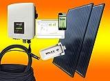 Solax 600Watt Balkonkraftwerk OHNE Montagematerial/Solaranlage mit Internetüberwachung von bau-tech Solarenergie GmbH