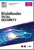 Bitdefender Total Security 2021 3 Gerät / 18 Monate (Code in a Box)