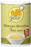 tellofix Hühner-Bouillon Frei von - ohne Geschmacksverstärker und ohne Farb- und Konservierungsstoffe - glutenfrei, laktosefrei - 1 x 231 g
