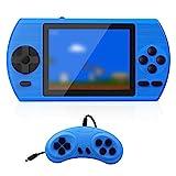 Handheld Spielkonsole, Etpark 500 Klassische Spielen 3,5-Zoll-IPS-Bildschirm tragbare Retro-Videospielkonsole Unterstützt das Anschließen an den TV-Anschluss und zwei Spieler für Kinder und Erwachsene