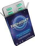 RENIGHT Multivitamin + Multimineral A-Z für die Nacht, Wir regenerieren uns Nachts, Mit revolutionären REPEARLS Kapselhüllen für effizientere Aufnahme, 30 Kapseln