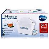 Brita Maxtra PLUS Filterkartusche, Weiß, 5 + 1