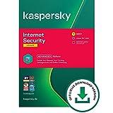 Kaspersky Internet Security 2021 Upgrade | 1 Gerät | 1 Jahr | Windows/Mac/Android | Aktivierungscode per Email