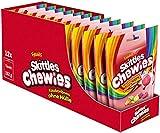 Skittles Kaubonbons   Chewies   12 Packungen (12 x 152 g)