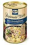 Keunecke Sauerkrautpfanne mit Kartoffeln & Kasslerkamm, 400 g