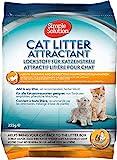 simple solution Lockstoff für Katzentoilette 255 gr. Beutel Cat Litter Attractant kann variieren