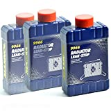 MANNOL 3 x Kühler-Dichtmittel Kühlwasser Additiv 325ml