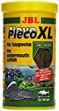 JBL NovoPleco XL Alleinfutter für große Saugwelse, Tabletten 1 l, 30342