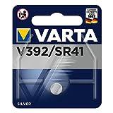 VARTA Batterien Electronics V392 Knopfzelle 1,55V Batterie 1er Pack Knopfzellen in Original 1er Blisterverpackung