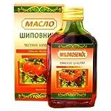 GMMH Hagebuttenöl Hagebutten Öl aus natürlichen Komponenten 100 ml