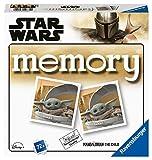 Ravensburger 20671 - The Mandalorian Memory -Star Wars, der Spieleklassiker für alle Star Wars Fans, Merkspiel für 2-8 Spieler ab 4 Jahren