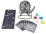 Engelhart - Komplettes Mini-Bingo-Spiel mit Kugel - Bingomolen - 13,5cm - 360564
