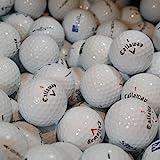 100 Callaway Golfbälle Lakeballs AAA/AAAA Turnierbälle