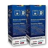 12 Entkalkungstabletten für KAFFEEMASCHINEN von Bosch Siemens Neff Gaggenau Nr.: 310967