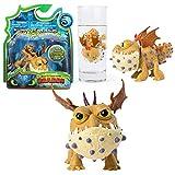 Dreamworks Dragons Spin Master – 6045465 Hidden World – Meatlug – Spielfigur, 5cm mit Farbwechselfunktion