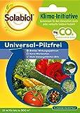 Solabiol Universal-Pilzfrei, zur Bekämpfung von Pilzkrankheiten wie Echter Mehltau und Rost an Zierpflanzen und Gemüse, Konzentrat, 15 ml, Flüssigkonzentrat