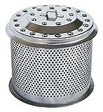 LotusGrill Ersatz-Kohlebehälter aus Edelstahl für G340 - Standard Grill