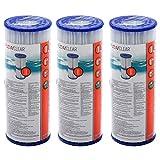 6 Stück Bestway Filter Kartuschen für Pool Swimmingpool Pumpen Intex Bestway / Gr. 2
