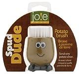 Joie Kitchen Gadgets Joie Spud Dude Kartoffel-Bürste, Braun / Schwarz, 1, 63541