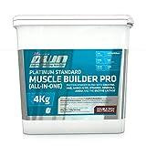 OWN - Platinum Standard Muscle Builder Pro All-in-One Lean Muscle Fuelling Gainer zur Förderung des Muskelaufbaus, Schokoladengeschmack, 4kg