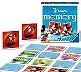 Ravensburger 24560 - Disney Mini Memory Spiel für Kinder ab 3 Jahren