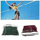 MZY1188 6.1mX0.76m Badminton Netze - Training Standard Badminton Netz Outdoor Tennis Netz Mesh Volleyball Netz Sportspiel Netze