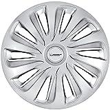 Michelin 92006 Radkappen 15 Zoll Universal Radzierblenden Celine 4er Set Fürs Auto ABS Kunststoff   Silber, Set of 4