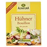 Alnatura Bio Hühner Bouillon, 6 Würfel, 66g