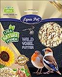 Lyra Pet® 25 kg Sonnenblumenkerne 25000 g geschält BRUCH HK Deutschland Wildvogelfutter Winter Ernte 2020