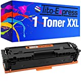 Tito-Express PlatinumSerie 1x Toner-Patrone kompatibel mit HP CF530A 205A Black | Geeignet für Color Laserjet Pro MFP M180 Series M180N M180FNDW M181FW