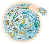 Goki 57790 - Einlegepuzzle - Tierkreis