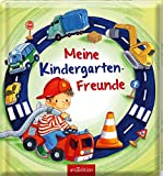 Meine Kindergarten-Freunde (Fahrzeuge): Freundebuch ab 3 Jahren für Kindergarten und Kita, für Jungen und Mädchen