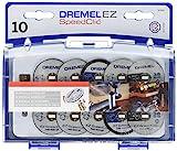 Dremel SC690 EZ SpeedClic Trennscheiben und Aufspanndorn-/Schneide-Set [Energieklasse A]