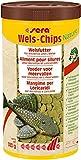 Sera Wels-Chips Nature 1.000 ml sera Wels-Chips Nature 1000 ml 260(dia) x 20(d)mm.