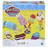 Play-Doh - Kleiner Eissalon Knete, für Fantasievolles und Kreatives Spielen