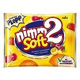 nimm2 soft (1 x 800g) / Kaubonbons mit Fruchtsaft und Vitaminen