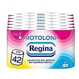 Regina Toilettenpapier-Rollen, 42 Maxi-Rollen
