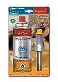 Bright Spark Catering Gasbrenner und Gaskartusche