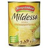 Hengstenberg Mildessa mildes Weinsauerkraut, 550 g