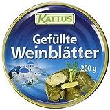 Kattus Gefüllte Weinblätter (200 g)