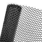 HaGa® Rasenschutzgitter 1,3m x 10m Bodenverstärkung Rasengitter befahrbar - verrottungsfest - extrem stabil - umfassender schutz
