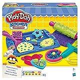 Hasbro Play-Doh B0307EU8 - Plätzchen Party Knete, für fantasievolles und kreatives Spielen