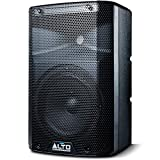 Alto Professional TX208 – 300-Watt 8-Zoll-2-Wege-Aktivlautsprecher mit aktiver Frequenzweiche, leistungsgesteuerter Konnektivität und integriertem Analogbegrenzer