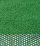 Kunstrasen Rasenteppich mit Noppen angenehm weich Farbe: grün in verschiedenen Größen