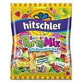 Hitschler Bunter Party Mix Kaubonbons Softi Streifen Softi Cubes 250g