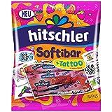 Hitschler Softibar Kaubonbon + Tattoos, 75g